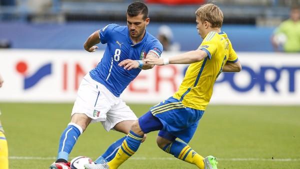 イタリア対スウェーデン3