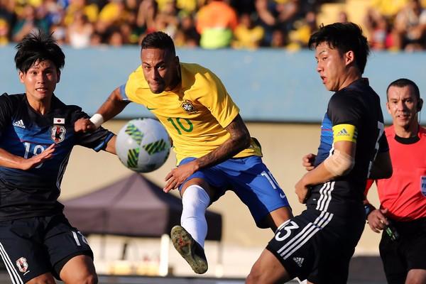 ブラジル対日本3