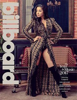 Billboard 2017 Year in Music