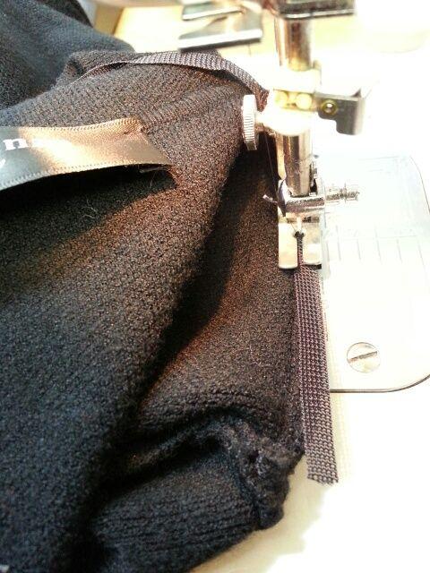 ニットジャケット肩幅セット5