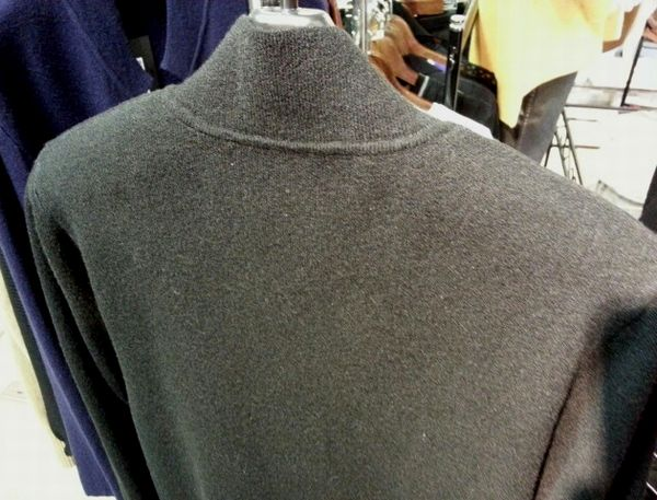 ニットジャケット肩幅セット9