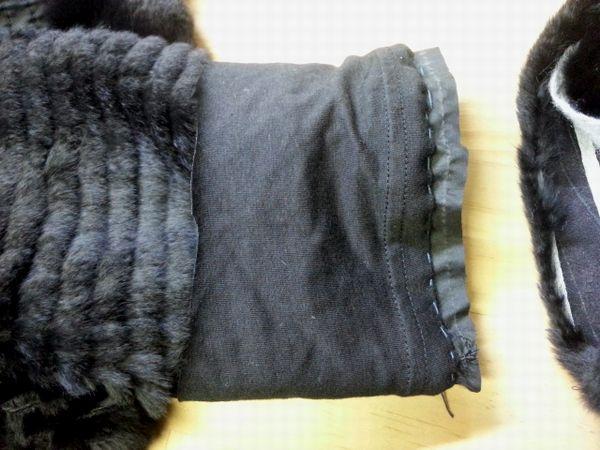 ウィーゼルコート袖丈12