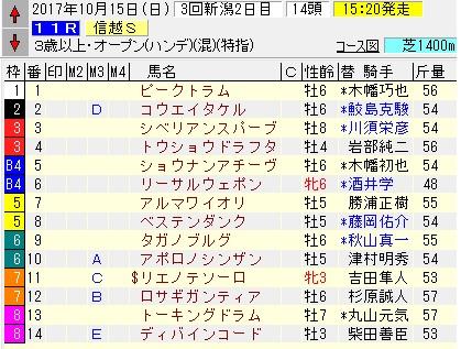 17信越S