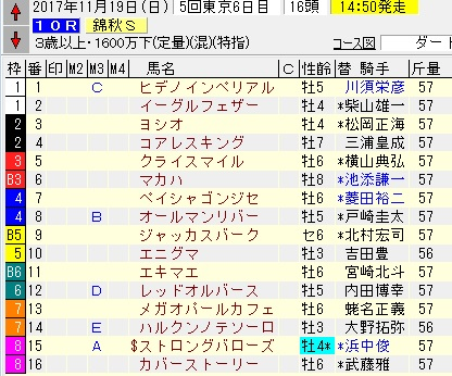 17錦秋S