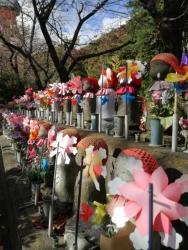 増上寺:千躰子育地蔵尊