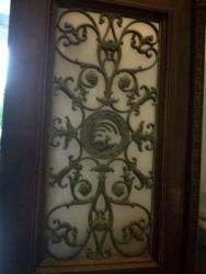 萬翠荘 玄関扉
