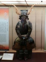 松山城の武具