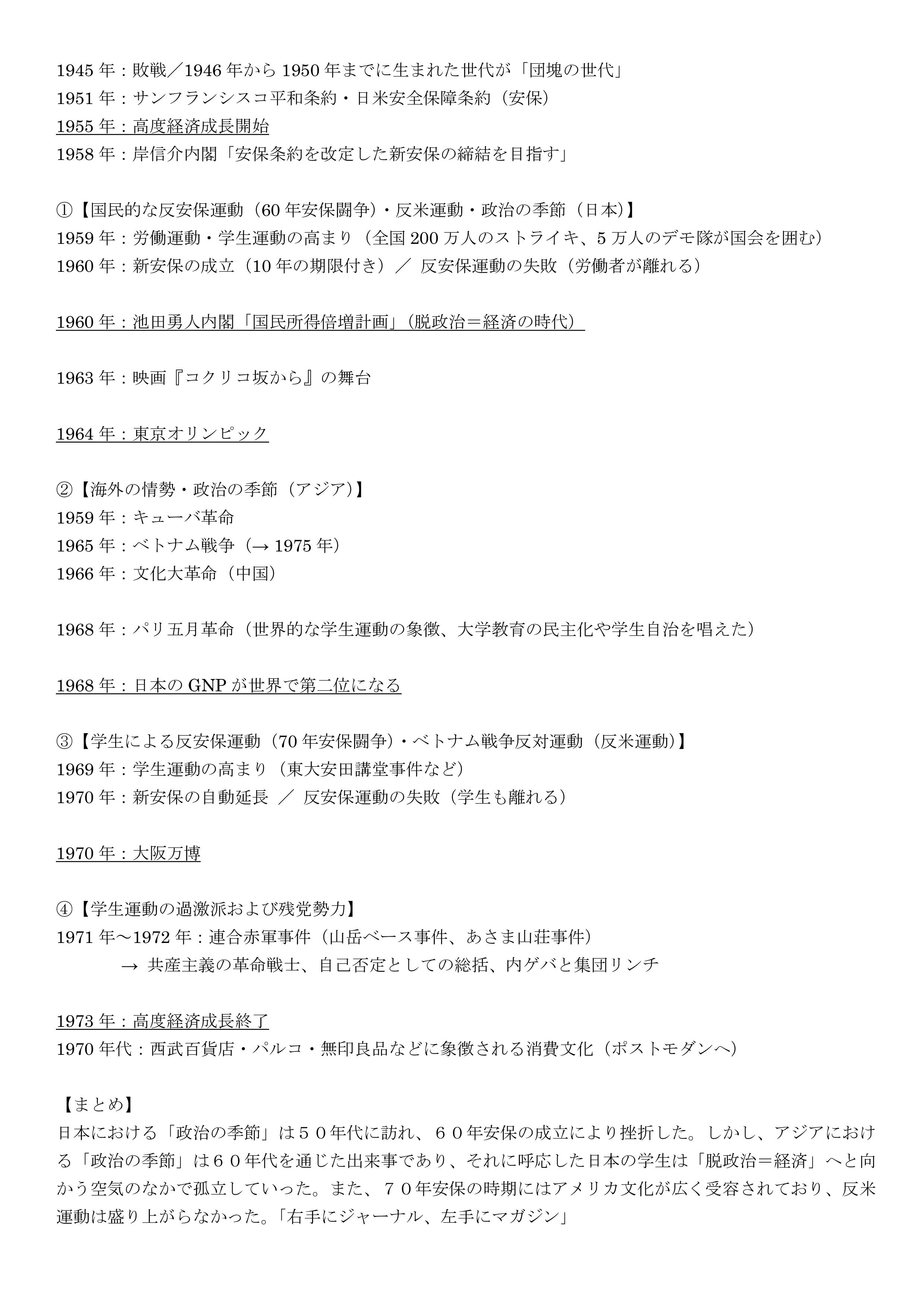 Microsoft Word - 日本の戦後