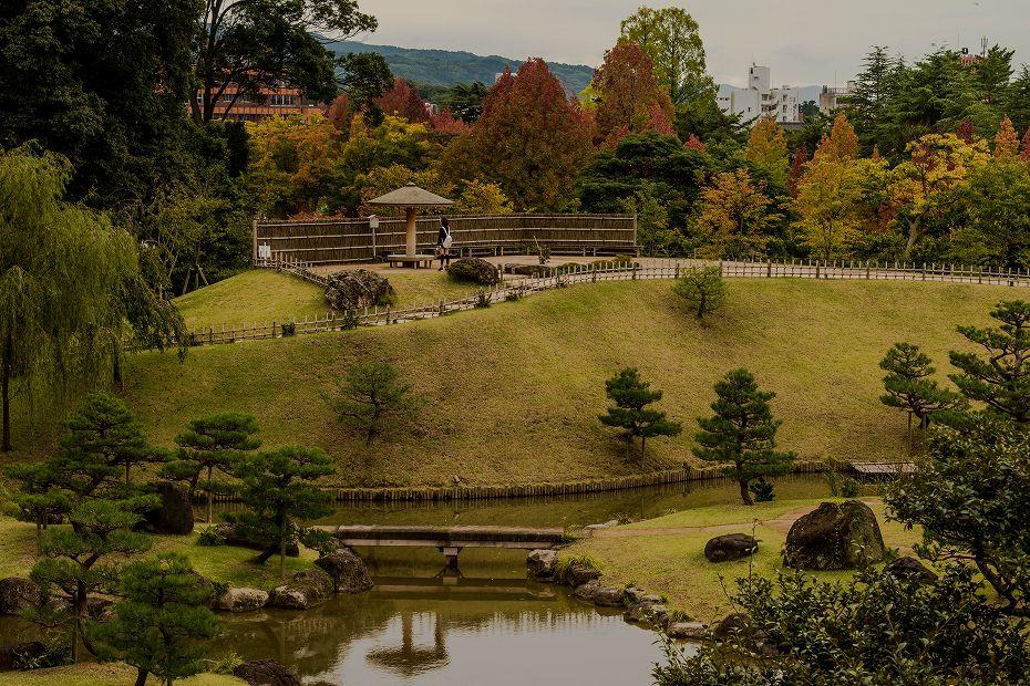 2017.10.21玉泉院丸庭園