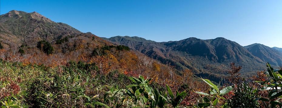 2017.10.26三ノ峰登山口~杉峠_31