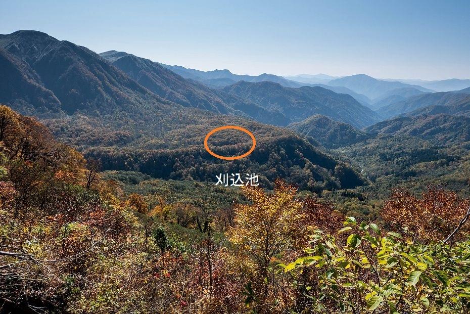 2017.10.26三ノ峰登山口~杉峠_11
