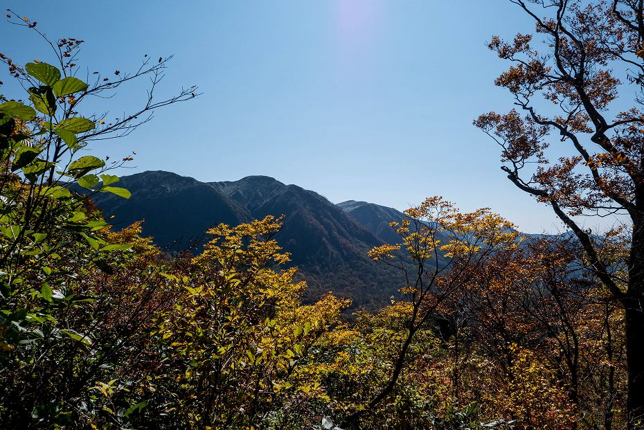 2017.10.26三ノ峰登山口~杉峠_6
