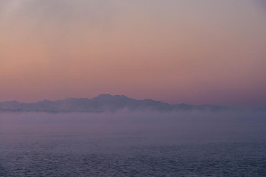 2017.11.28 滝港 気嵐の朝景_4