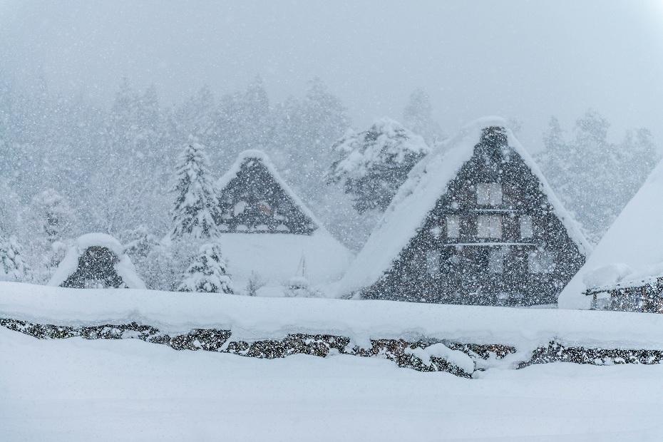 2017.12.13 白川郷の雪景色 15