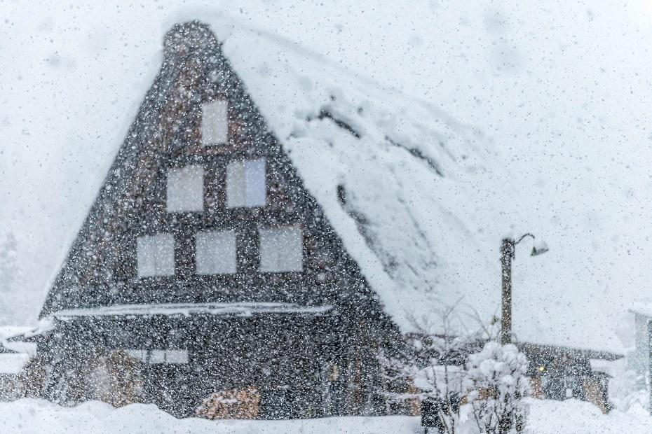 2017.12.13 白川郷の雪景色 11