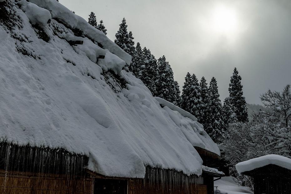 2017.12.13 白川郷の雪景色 5