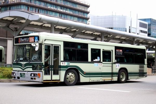 京都200か・322