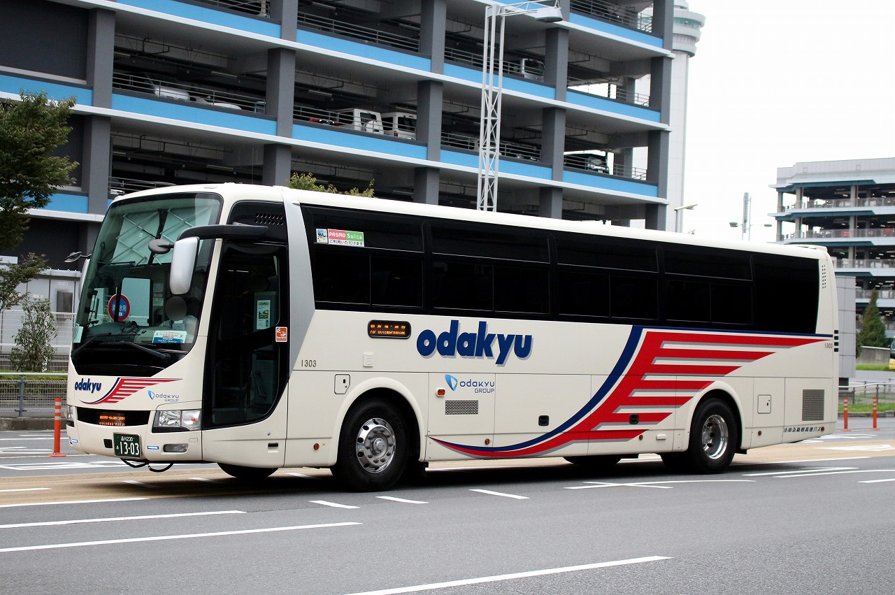 Template:小田急バス
