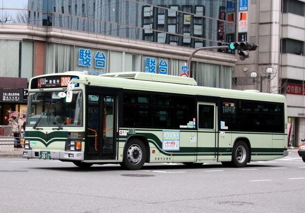 京都200か3017 208