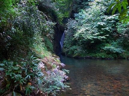 滝尻滝_その1