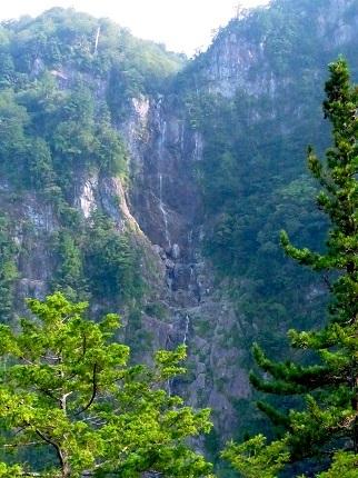 中の滝_その1