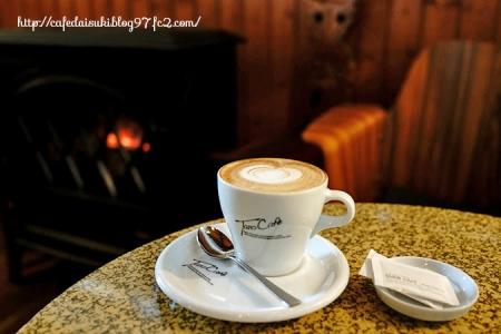 TARO CAFE◇カフェラテ