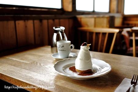 TARO CAFE◇モンブラン