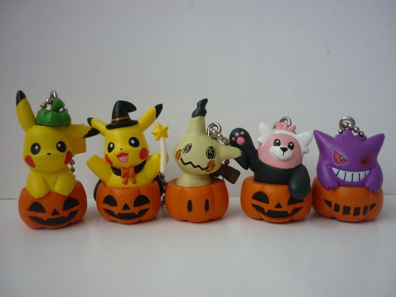 ハロウィンかぼちゃマスコット