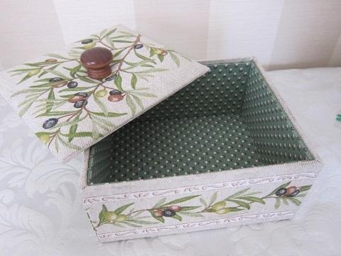 オリーブの箱