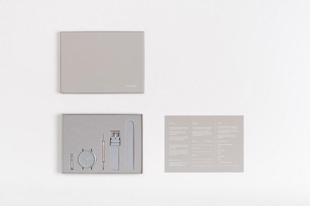Watch Box K31 Light Grey