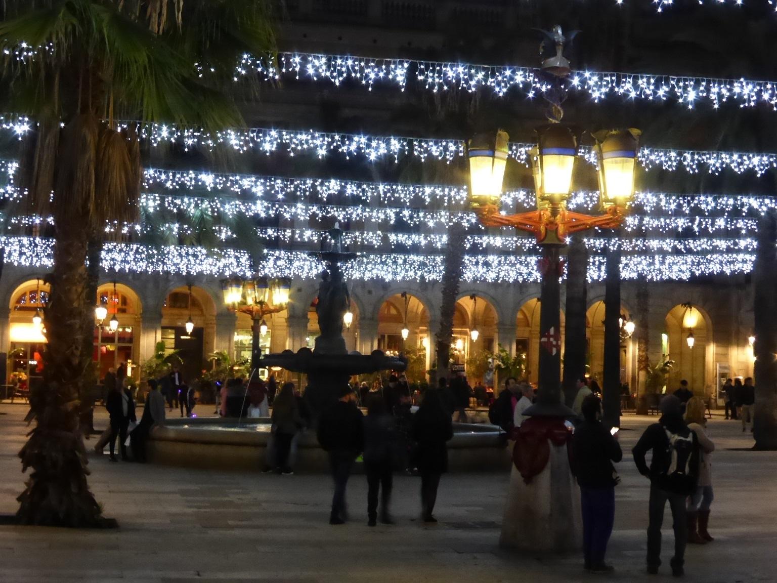 バルセロナ クリスマス