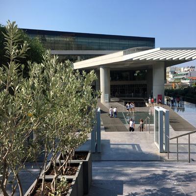 新アクロポリス博物館1