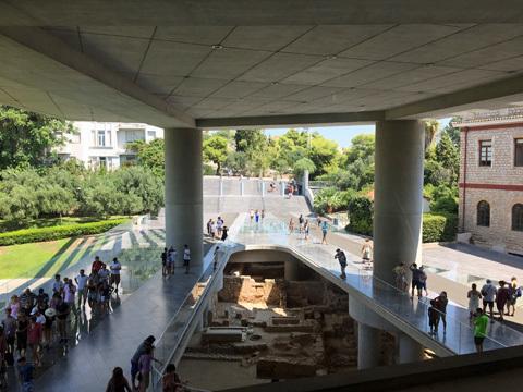 新アクロポリス博物館2