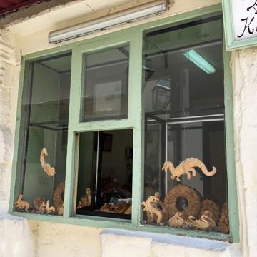 旧市街の可愛いパン屋さん