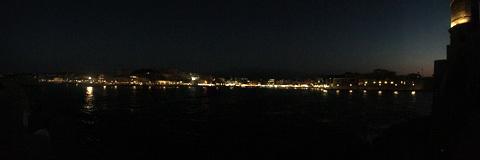 夜の港散歩3