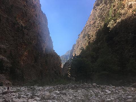 サマリア渓谷11