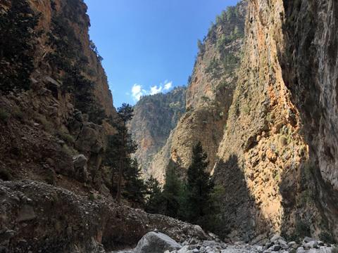 サマリア渓谷14