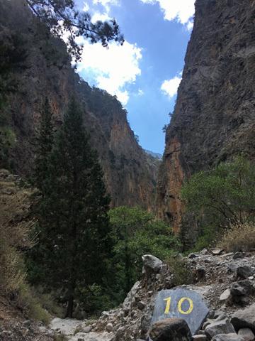 サマリア渓谷16