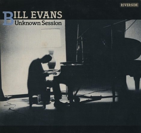 Bill Evans Unknown Session