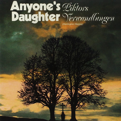 『Anyones Daughter Piktors Verwandlungen』