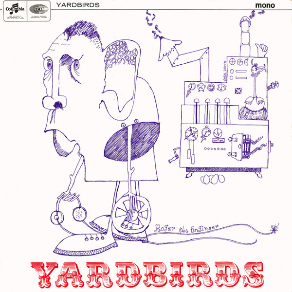 The Yardbirds Roger the Engineer
