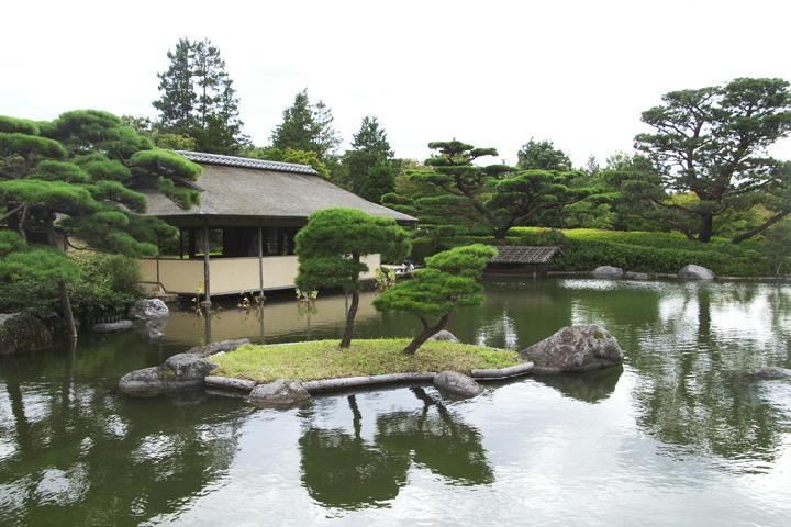 日本庭園-983