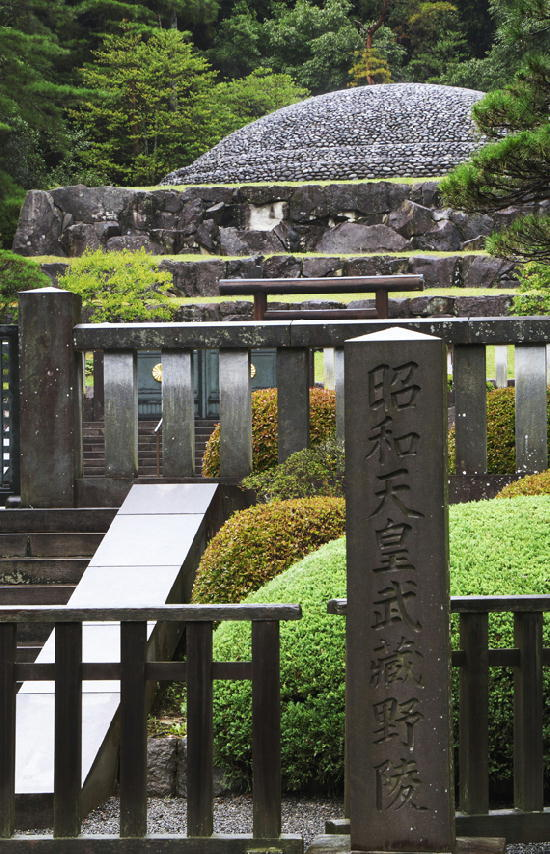 昭和天皇御陵-039