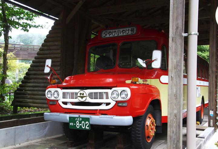 ボンネットバス-059
