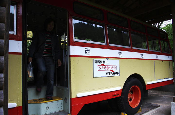 ボンネットバス-061
