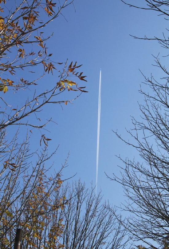 飛行機雲-197