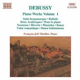 francois joel thiollier debussy piano works vol 1