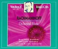 Rachmaninoff Orchestral Music Leonard Slatkin