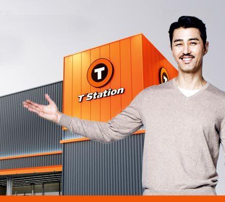 チャ・スンウォン Tステーション