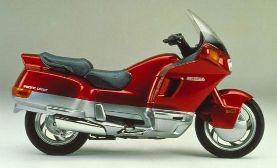 Honda PC 800 89